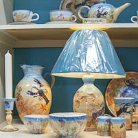 Tain Pottery Designs